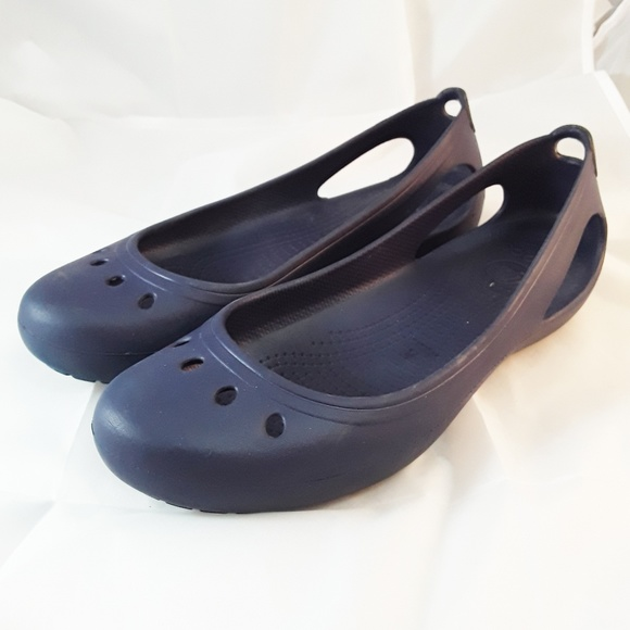 1038ae5cb5 CROCS Shoes | Kadee Work Flat Womens 10 Euc | Poshmark